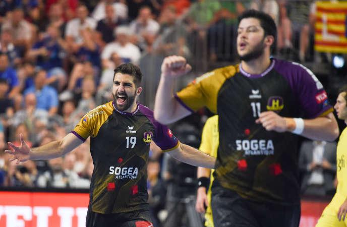 David Balaguer Romeu et les Nantais joueront la finale de la Ligue des champions de handball dimanche.