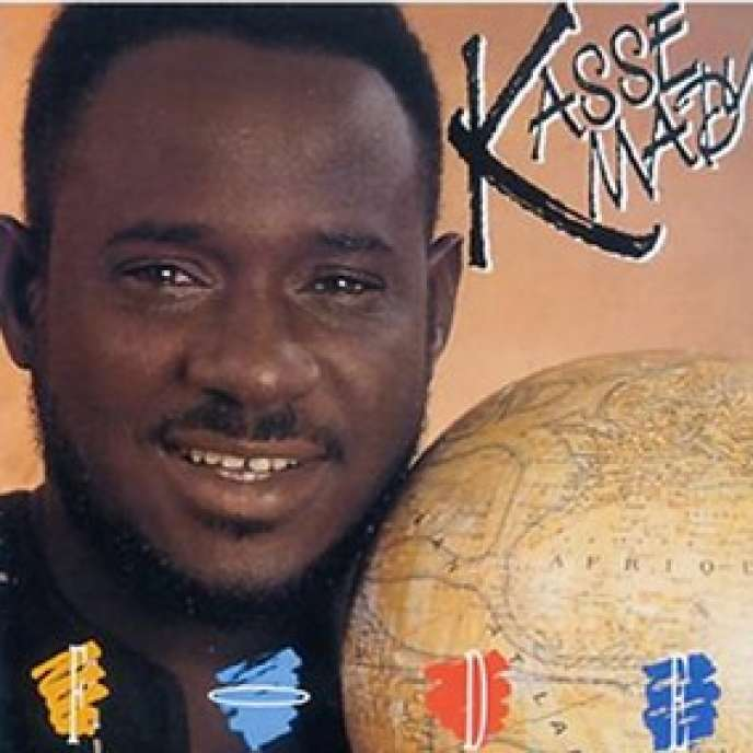 Pochette de l'album« Fodé », de Kassé Mady Diabaté.