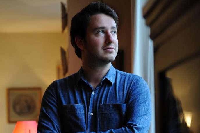 Gabriel Zucman, lauréat de la 19e édition du Prix du meilleur jeune économiste 2018.