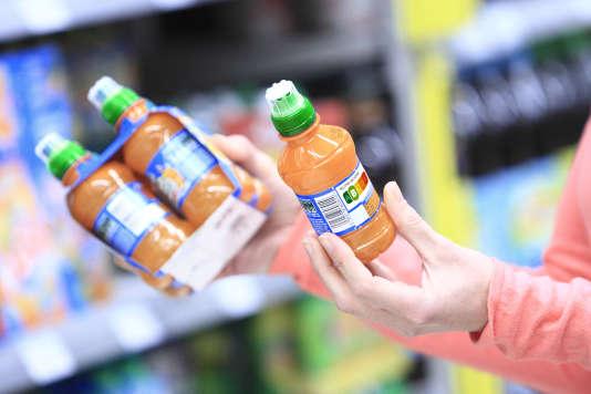 L'étiquetage nutritionnel Nutri-Score est actuellement en cours d'expérimentation.