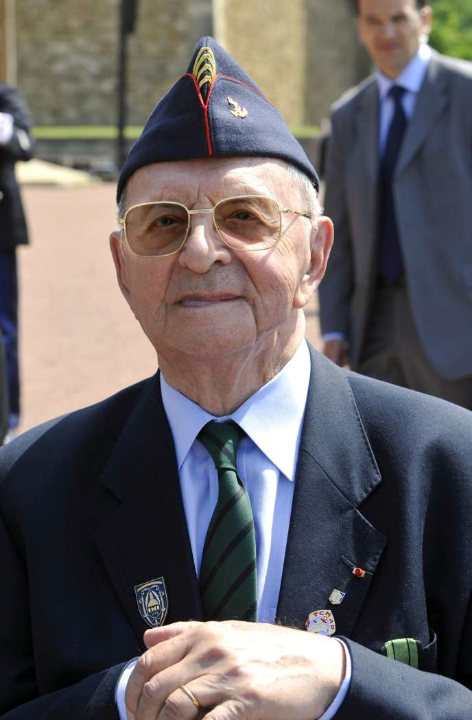 Yves de Daruvar, en 2008.