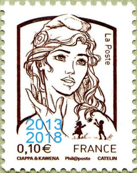 12500 feuilles seulement de cent timbres à 0,10 euro ont été imprimées pour Paris-Philex.