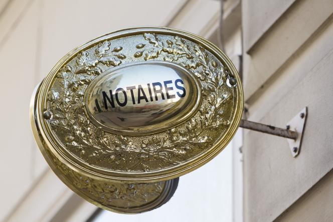 Les frais de notaires sont perçus en très grande partie par les collectivités locales.