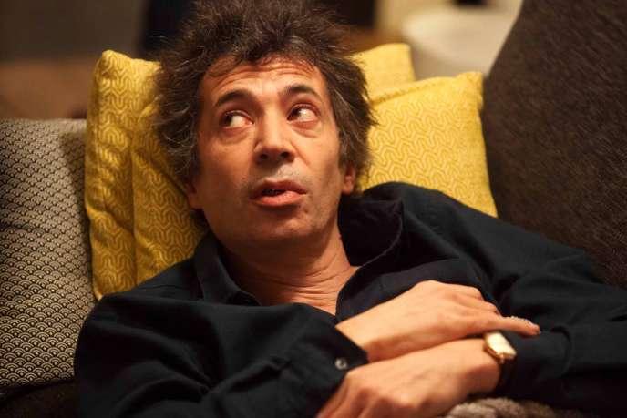 Eric Elmosnino dans« Je vais mieux», de Jean-Pierre Améris.