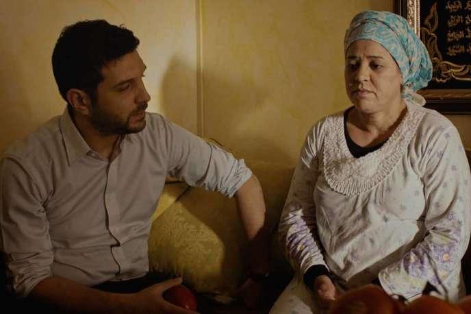 Anas El Baz dans« Retour à Bollène», deSaïd Hamich.