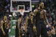 LeBron James a encore produit un match de très haut niveau lors du match 7 face aux Boston Celtics