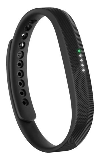 Le bracelet connecté basique Le Fitbit Flex 2