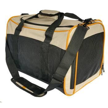 Une meilleure garantie, mais un tissu plus fin Le sac de transport Kurgo Wander