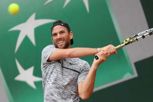 Adrian Mannarino a vécu une nouvelle élimination au premier tour de Roland-Garros.