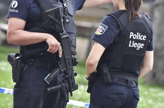 Un homme a ouvert le feu, mardi matin, dans le centre de Liège.