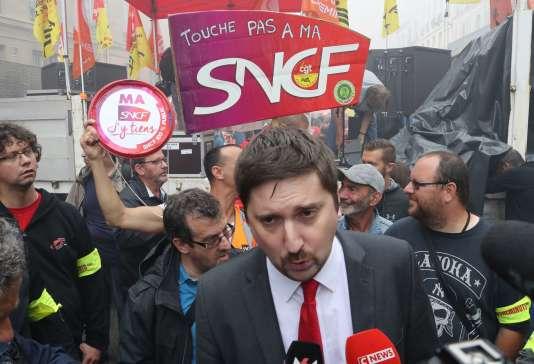 Laurent Brun, le 29 mai.
