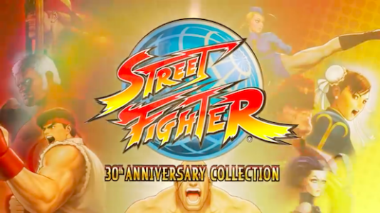 « Street Fighter 30th anniversary collection » réunit douze jeux « Street Fighter » différents.