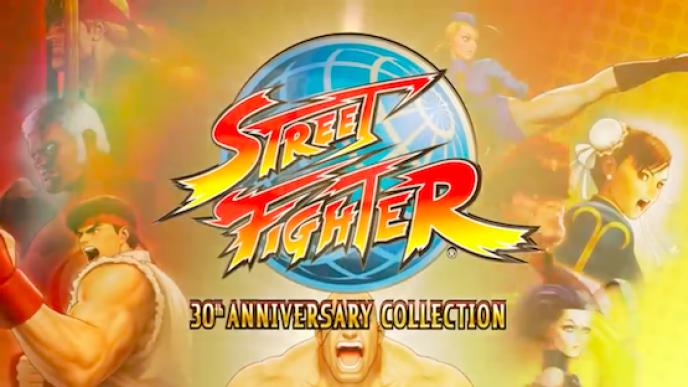 « Street Fighter 30th anniversary collection» réunit douze jeux «Street Fighter» différents.