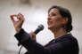 Ancienne élève de la formation politique dispensée par l'association Emerge California, Libby Schaaf a été élue maire d'Oakland en 2015.