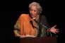 Toni Morrison à New York, 2008.
