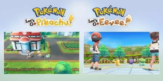 Jouable en coopération, «Pokémon Let's Go» sera une version simplifiée de la série principale. Pour mieux préparer les jeunes joueurs au prochain épisode ?
