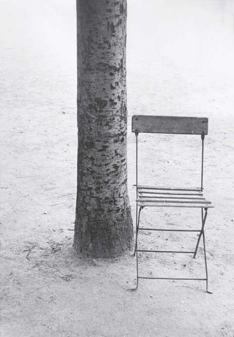 Cette image quasiment inconnue est signée d'un des photographes les plus célèbres du XXesiècle : Robert Frank. Avant de se rendre aux Etats-Unis, où il réalisera la série LesAméricains, qui connaîtra un succès mondial à sa publication en1958, l'artiste suisse a beaucoup photographié Paris. Etnotamment les chaises du jardin du Luxembourg, des images « vides d'individus, mais remplies d'une poésie et d'une tristesse tellement humaines », estime SamStourdzé. « Robert Frank, Sidelines », Espace Van Gogh. Du 2juillet au 23septembre.www.rencontres-arles.com