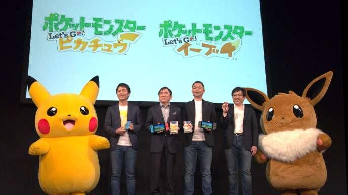 The Pokémon Company a annoncé deux nouveaux jeux et a précisé ses plans pour le prochain épisode majeur de la série.