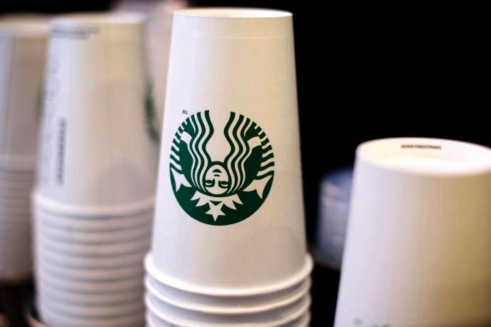Quelque 8000 cafés Starbucks étaient fermés pour une séance de sensibilisation des salariés aux discriminations, le 29 mai.