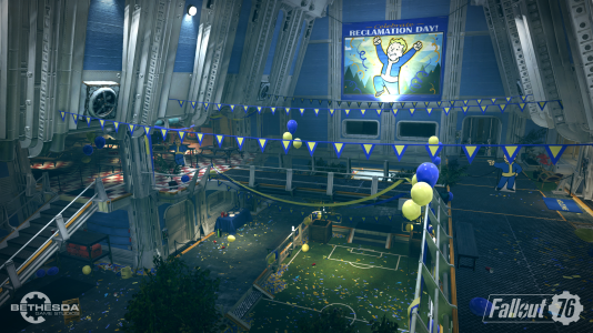 La bande-annonce de «Fallout 76» a visiblement été réalisée avec le moteur graphique de« Fallout 4».