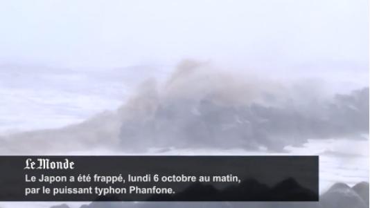 Exemple d'une vidéo du « Monde» datant de 2014.