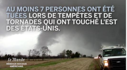 Exemple d'une vidéo datant de 2015.
