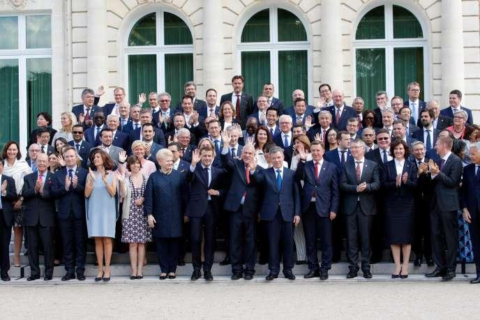 La réunion annuellede l'Organisation de coopération et de développement économiques (OCDE) se tient jusqu'à jeudi à Paris.
