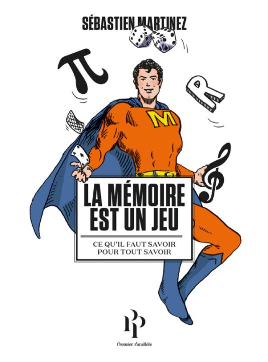 Le dernier livre, paru en avril 2018, de Sébastien Martinez.