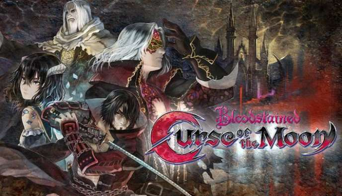 «Bloodstained: Curse of the Moon» est un hommage appuyé à la série«Castlevania», par l'un de ses anciens auteurs.