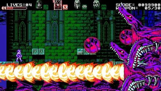 « Bloodstained: Curse of the Moon» va bien plus loin qu'un simple jeu de 1986. S'il était sorti sur NES, ç'eut été l'un des plus ambitieux de la console.