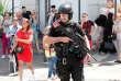 « L'islamisation de la radicalité aboutit au développement d'une frange radicale au sein de la population musulmane, donc à une radicalisation de l'islam, ces deux phénomènes finissant par se nourrir l'un l'autre. » (Photo: la police à Liège, le 30 mai.)