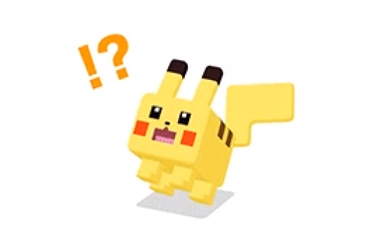 Dans« Pokémon Quest», les créatures ont une allure cubique qui rappelle celle des personnages de «Minecraft».