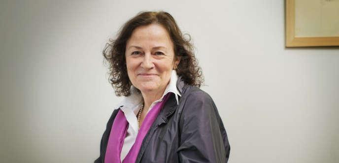 La généticienne Christine Petit.