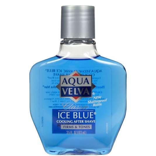 «Aqua Velva», de Williams.