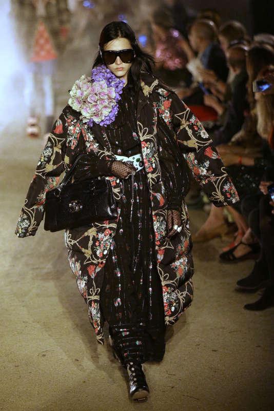 Collection croisière Gucci 2019.