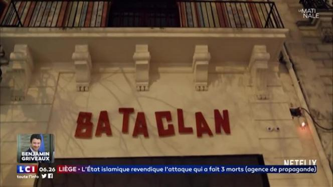 Image extraite de«13 Novembre : Fluctuat Nec Mergitur».