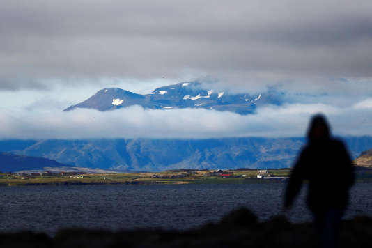 AReykjavík, en Islande, en mai 2018.