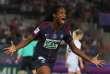 Marie-Antoinette Katoto, du PSG, lors de la finale de la Coupe de France face à Lyon, le 31mai.