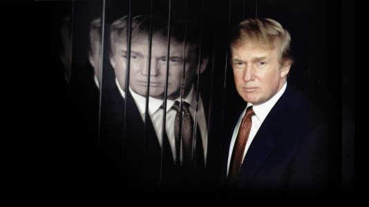 L'ascension de Donald Trump en quatre volets.