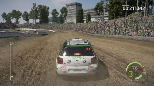 «WRC» a marqué le retour de Bigben à l'édition et la production de jeux vidéo, après la diette des années post-Wii.