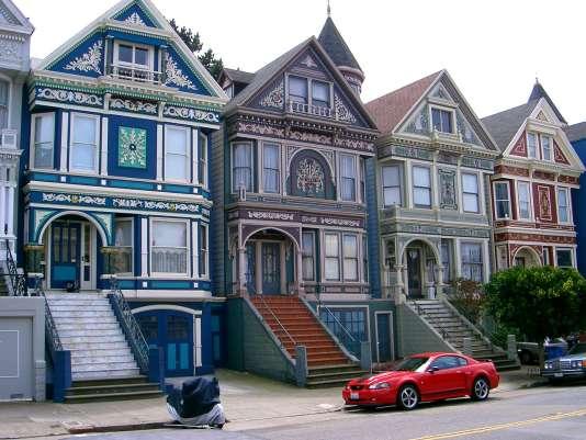 Le quartier de Haight-Ashbury, à San Francisco, reste le lieu de mémoire des contestataires.
