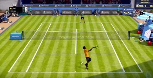 « Tennis World Tour», très critiqué à son lancement, est un pari sur le long terme pour Bigben.