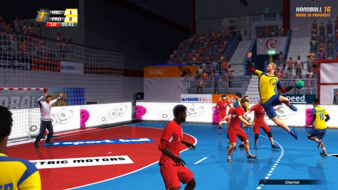 « Handball 16» est l'exemple typique du jeu au marché trop restreint pour justifier des dépenses de plusieurs dizaines de millions d'euros. Le budget et la qualité s'en ressentent.
