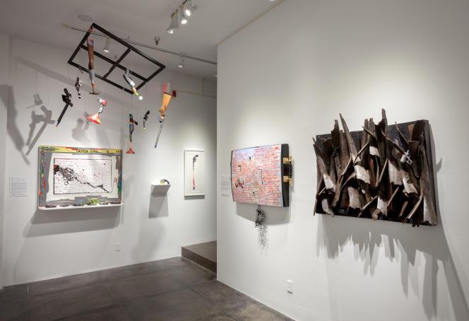 La galerie Ferrara à La Nouvelle-Orléans.