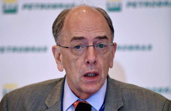 Le patron de Petrobras, Pedro Parente, a démissionné vendredi 1er juin.