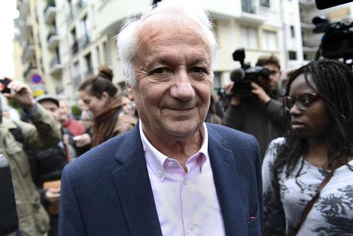« A quoi bon payer une redevance si l'effort d'originalité n'est pas soutenu: les télés privées y suffisent!» (Jean-Marie Cavada à Paris en mai 2017).