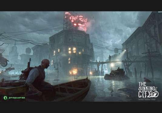 Le jeu en monde ouvert« The Sinking City», premier titre à 10 millions d'euros de budget de Bigben, ne sortira que s'il est parfait, jure l'éditeur.
