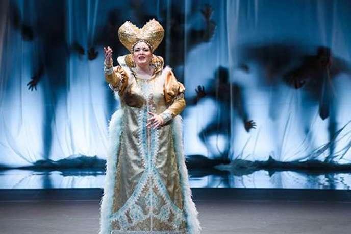 « Phaéton», de Lully mis en scène par Benjamin Lazar.