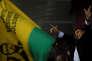 Le député Jair Bolsonaro, militaire de réserve et grand nostalgique de la dictature (1964-1985), est désormais en tête des sondages derrière Lula.