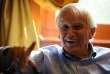 Jean-Claude Boulard, chez lui, à Saint-Marceau (Sarthe), en octobre 2014. Le maire du Mans est décédé, jeudi 31 mai, à l'âge de 75 ans.